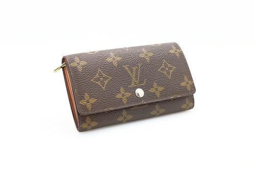 buy pre owned Louis Vuitton Porte-monnaie Zip