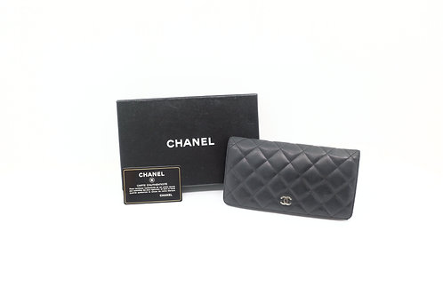 buy preloved Chanel Matelasse Long Billfold Wallet