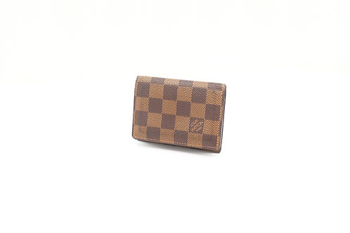 buy preloved Louis Vuitton Card Holder DE
