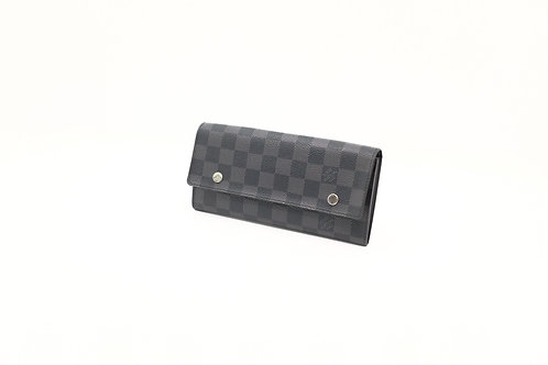 Louis Vuitton Long wallet modular in DE with two inserts