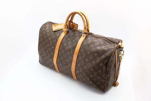Louis Vuitton Vintage Keepall 50 Bandouliere
