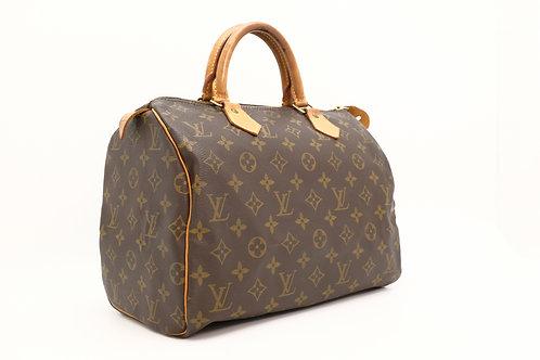 buy pre owned Louis Vuitton Speedy 30