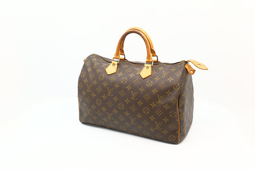 Pre owned classic Louis Vuitton Speedy 35