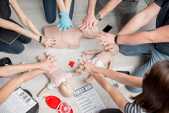 First Aid adn CPR Training Singapore