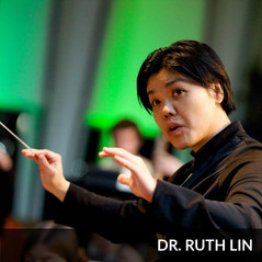Dr. Ruth Lin Mankato Symphony Orchestra Guest Conductor
