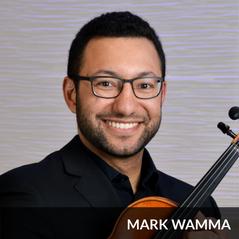 Mark Wamma Artistic Director Mankato Symphony Orchestra Family Series