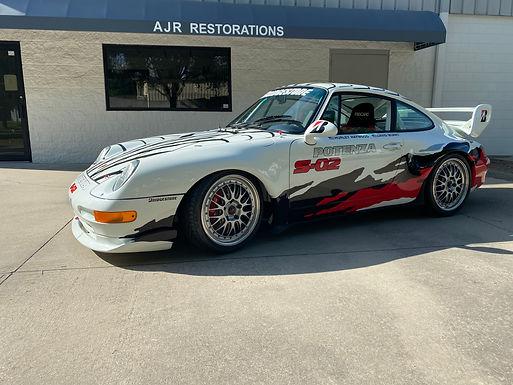 1995 Porsche 993 Supercup