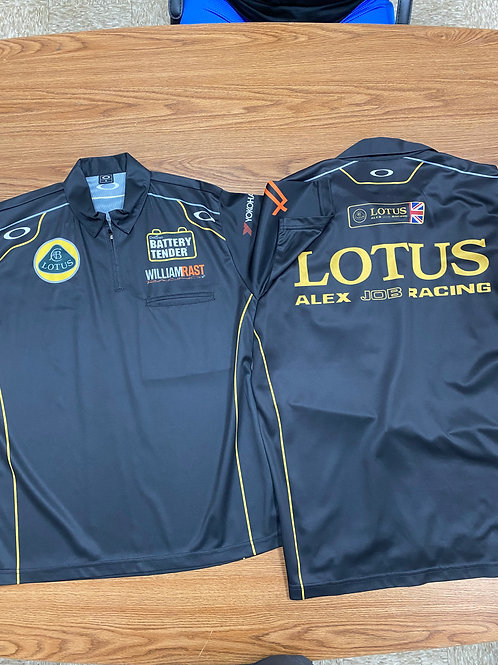Lotus Oakley polo