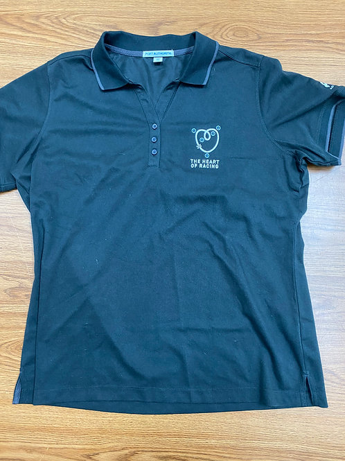 AJR/The heart of racing port authority polo black