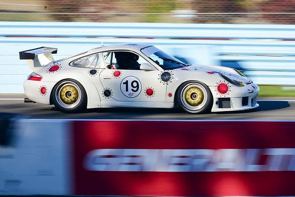 2000 Porsche 996 GT3R  (White 996 ex TRG) ** SOLD **
