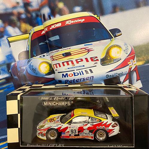 2003 Le Mans GT Class winning MiniChamp