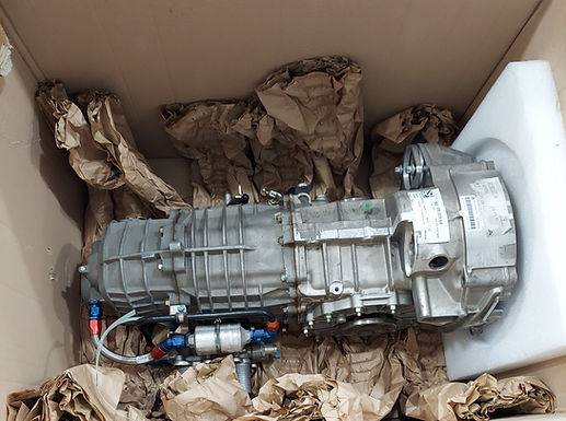 Brand New: 2007 RSR Sequential Gearbox