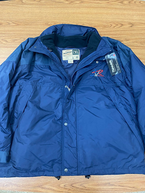 AJR Weatherguard Thinsulate jacket - blue