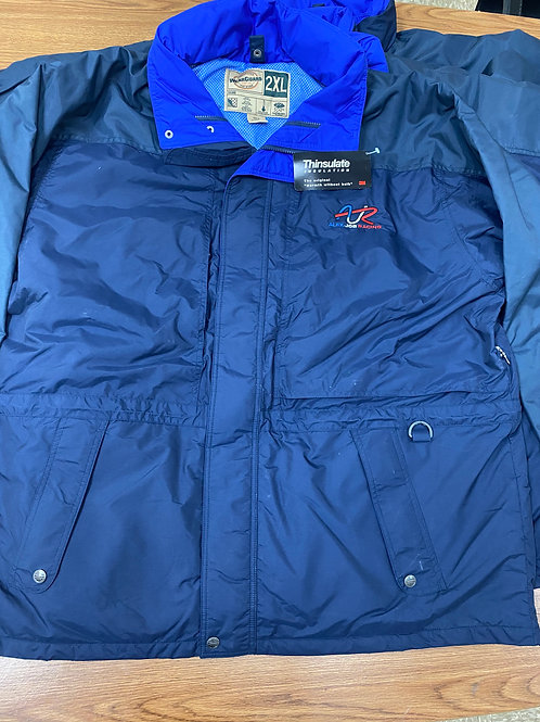 Wearguard AJR winter jacket - Blue