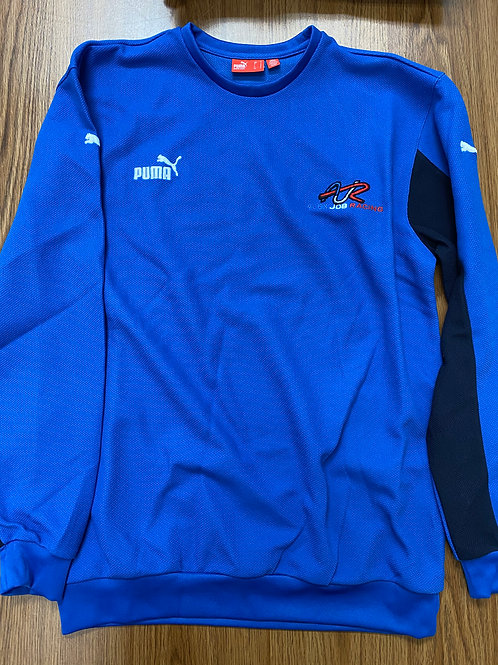 AJR Puma long sleeve - blue