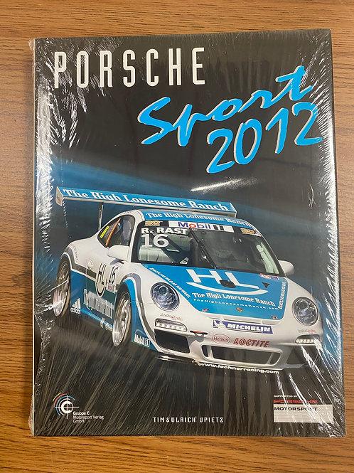 2012 Porsche Sport