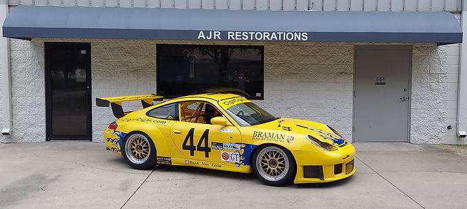 2001 Porsche 996 GT3RS