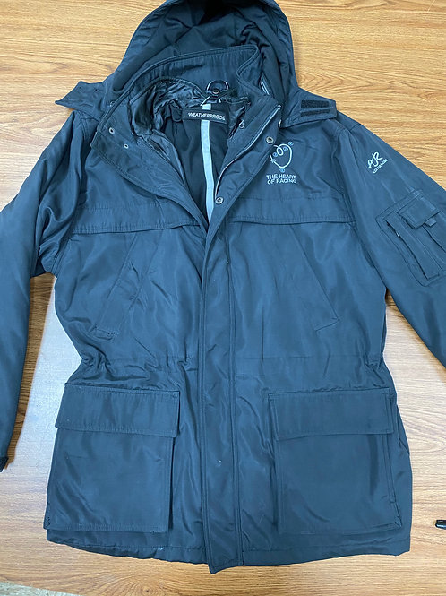AJR/The heart of racing 3 layer parka