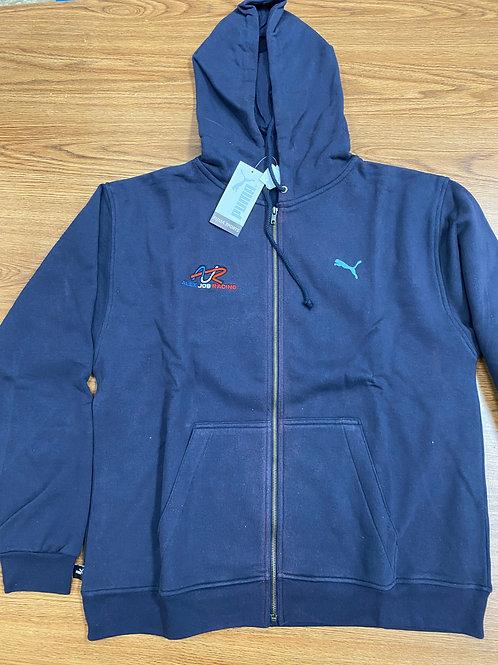 AJR Puma zip up hoodie