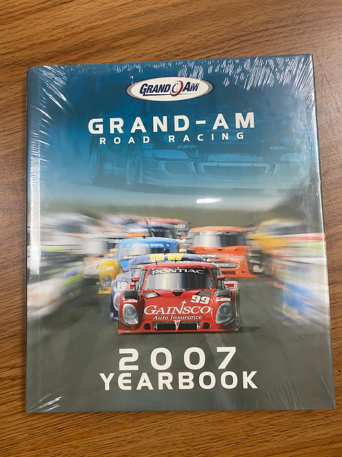 2007 Grand-Am Yearbook
