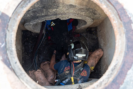 Charlotte County Confined space training
