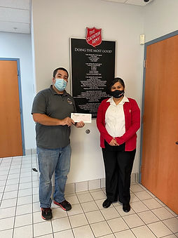 salvation army Charlotte County check pr