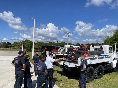 North Port Brush fire training.jpg