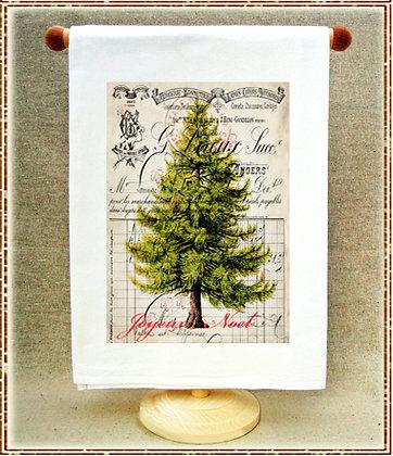 Joyeux Noel Tree
