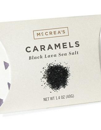 Black Lava Sea Salt Caramels