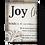 Thumbnail: Sid Dickens 'Joy' T-350