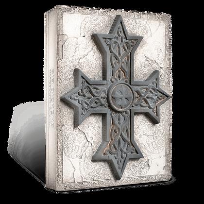 Sid Dickens 'Ancient Cross' T489