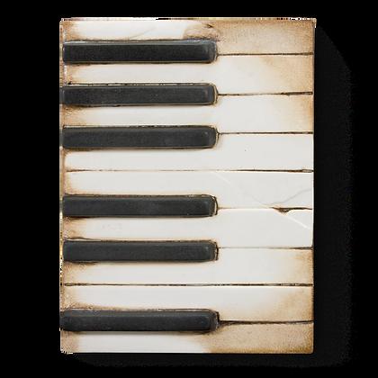 Sid Dickens 'Piano Keys' T-45
