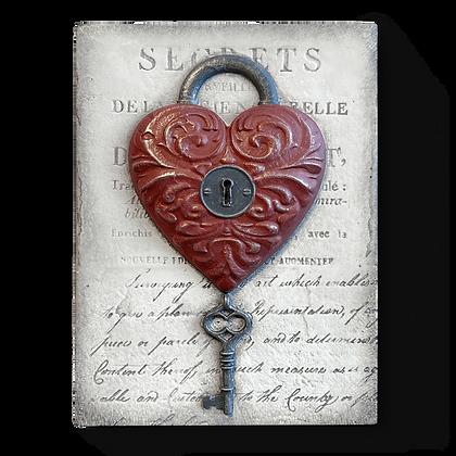 Sid Dickens 'Love Lock' T532