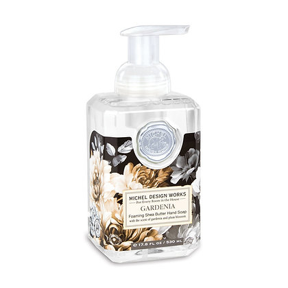 Gardenia Foaming Hand Soap