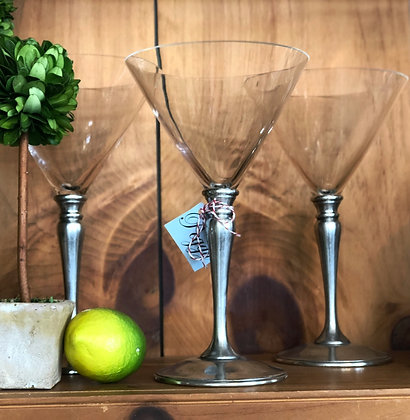 Match Martini Glass