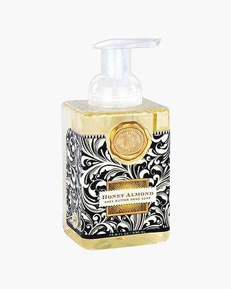 Michel Honey Almond Foaming Hand Soap