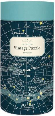 Vintage Celestial 1000 Piece Jigsaw Puzzle