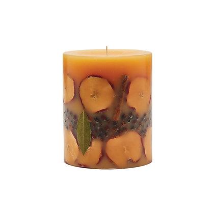 Spicy Apple Medium Botanical Candle