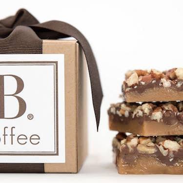 B. toffee Gift Box