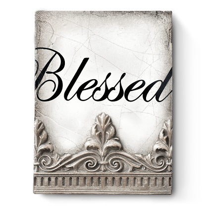 Sid Dickens 'Blessed'