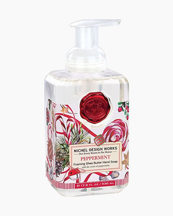 Michel Peppermint Foaming Hand Soap