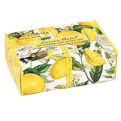 Lemon Basil Bar Soap-Boxed