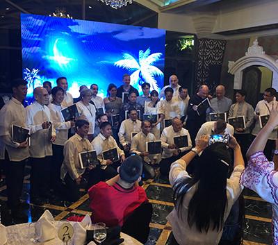 FMA TRIBE BAYANIHAN MANILA 2019