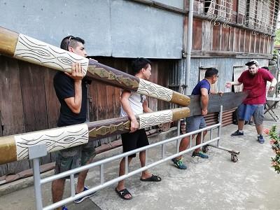 FMA TRIBE ARNIS KALI ESKRIMA Camp Batang