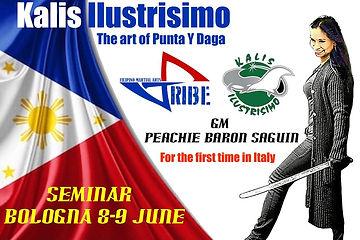 FMA TRIBE Kalis Ilustrisimo GM Peachie Baron Saguin Seminar