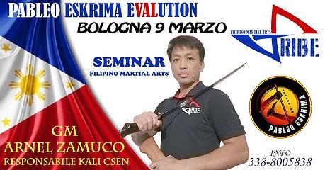FMA TRIBE GM Arnel Zamuco Pableo Eskrima