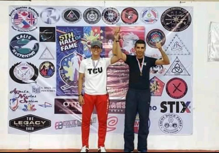 Maurizio Felli FMA TRIBE 5 th Philippine Martial Arts Hall Of Fame