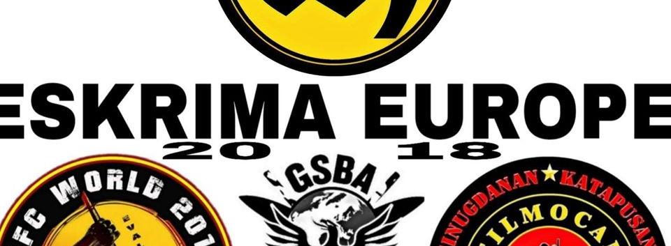 FMA TRIBE ESKRIMA EUROPE ARNIS HUERTAS