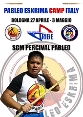 FMA TRIBE SGM Percival Pableo Camp