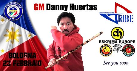 FMA TRIBE GM Danny Huertas Pableo Eskrima